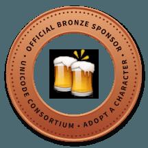 Padrino Unicode
