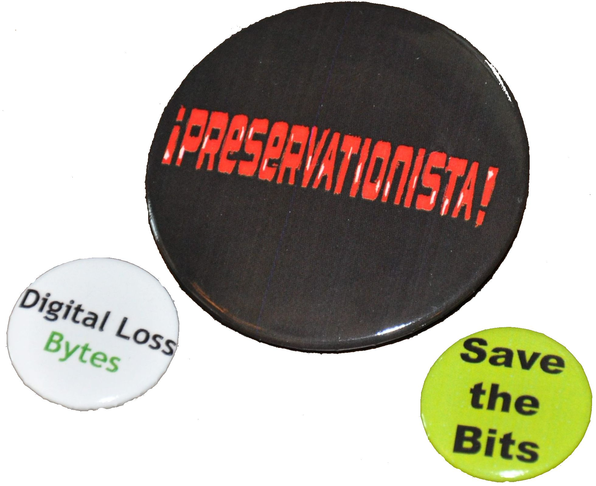 Tenemos que preservar los bits (pero no solo eso...) - licencia CC BY-NC-SA 2.0